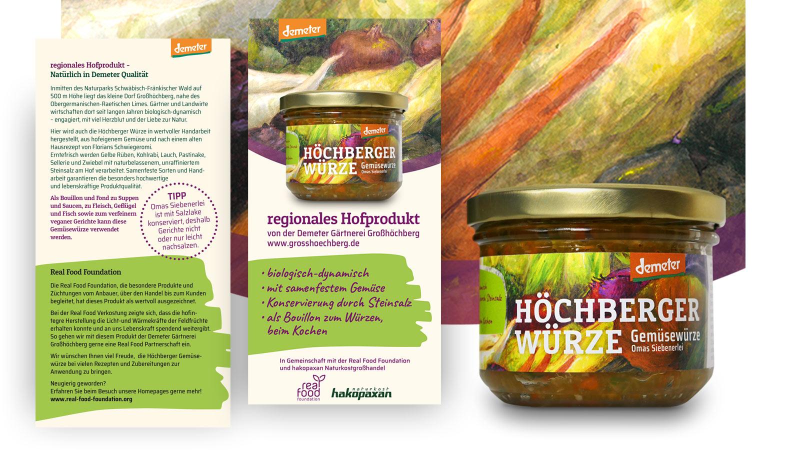 Höchberger Gemüsebrühe